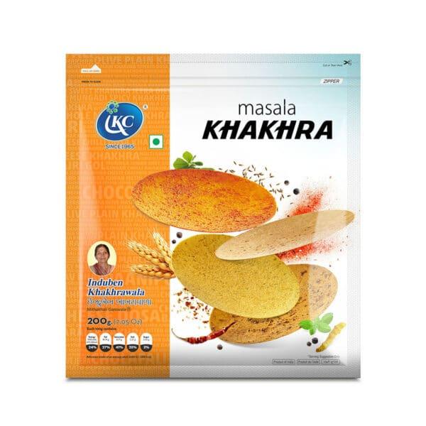 Buy Online Masala Khakhra   Induben Khakhrawala   Get Latest Price & Recipe Of Masala Khakhra.
