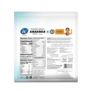 Buy Online Masala Khakhra | Induben Khakhrawala | Get Latest Price & Recipe Of Masala Khakhra.