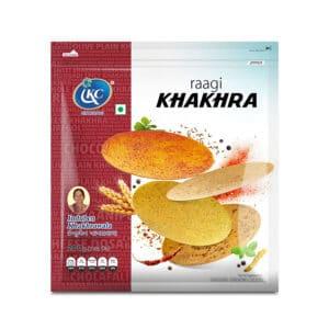 Buy Online Raagi Khakhra | Induben Khakhrawala | Get Latest Price & Recipe Of Raagi Khakhra.