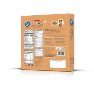 Buy Online Handmade Jeera Khakhra Khakhra | Induben Khakhrawala | Get Latest Price & Recipe Of Handmade Jeera Khakhra Khakhra.