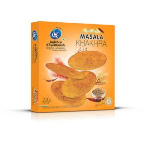 Buy Online Handmade Masala Khakhra Khakhra | Induben Khakhrawala | Get Latest Price & Recipe Of Handmade Masala Khakhra Khakhra.