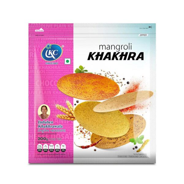 Buy Online Mangroli Khakhra | Induben Khakhrawala | Get Latest Price & Recipe Of Mangroli Khakhra.