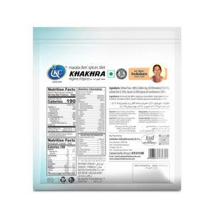 Buy Online Masala Diet Khakhra | Induben Khakhrawala | Get Latest Price & Recipe Of Masala Diet Khakhra.